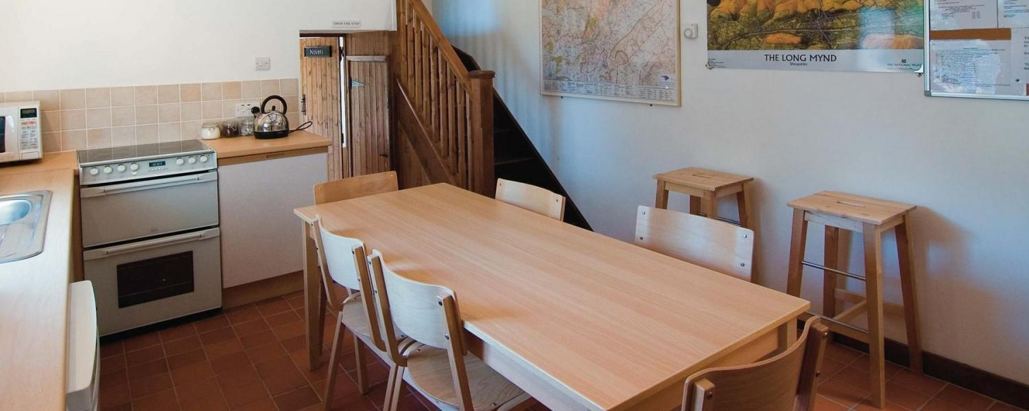 All Stretton Bunkhouse - Dining Room