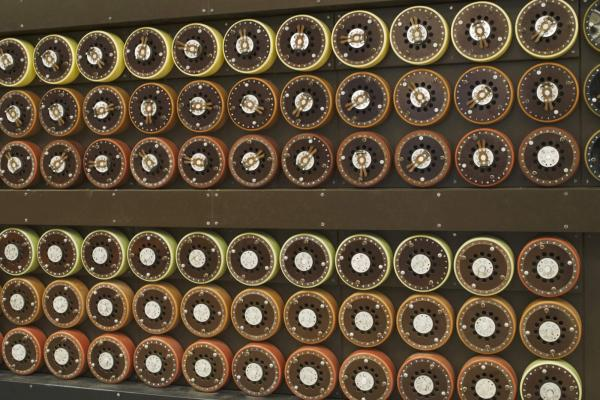 Bombe, the World War II code-breaking machine