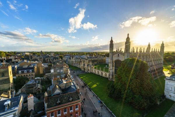 Cambridge city sightseeing tours