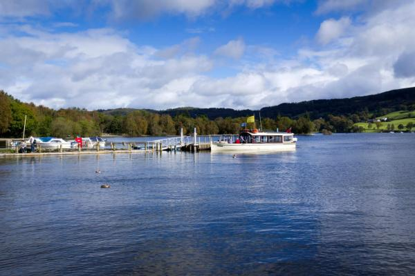 Coniston Launch Cruises