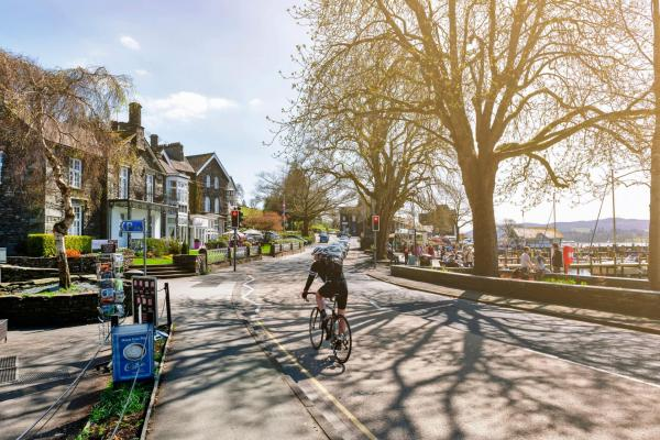 Cycling in Ambleside and Windermere