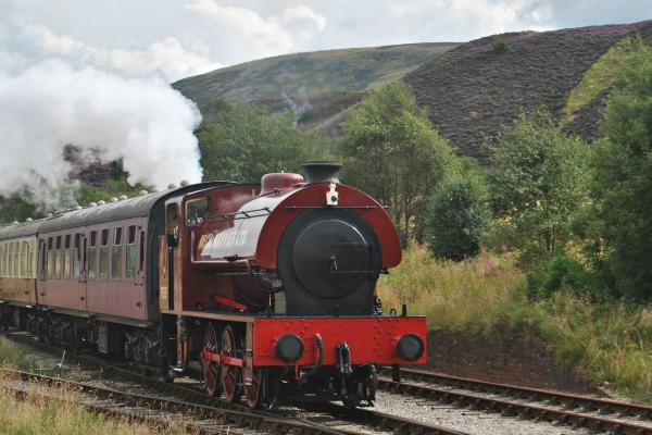 Embsay & Bolton Steam Railway