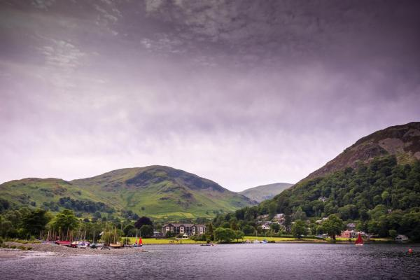 Glenridding Sailing Centre from on Ullswater