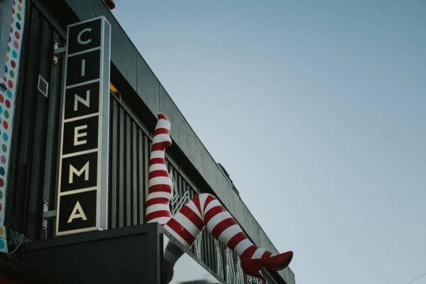 Komedia cinema and comedy venue in Brighton