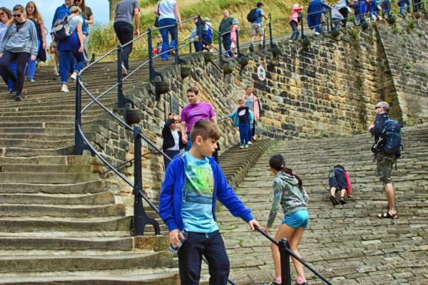 Walking and Rambling in Whitby