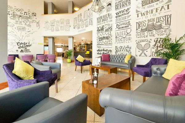 Image of YHA Cardiff Central