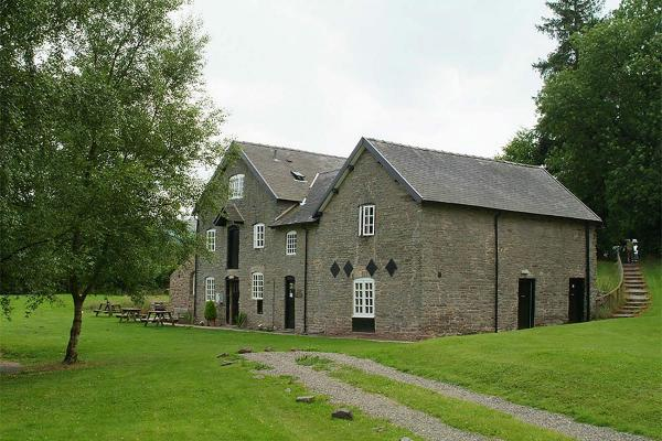 Image of YHA Clun Mill Exterior