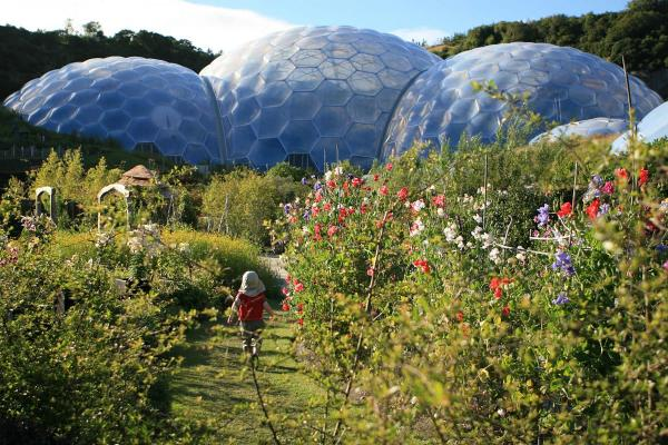 YHA Eden Project External