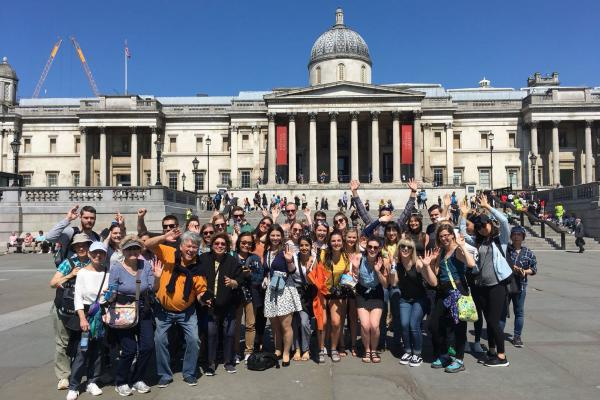 Free London walking tour