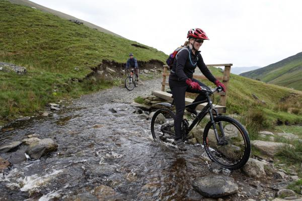 Mountain biking in Grasmere Butharlyp Howe