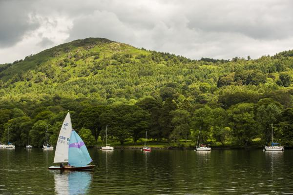 Watersports in Grasmere Butharlyp Howe