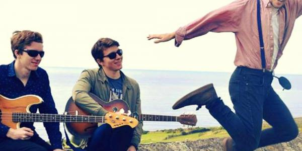 Boundless Brothers at Treyarnon Bay's Sunset Sessions