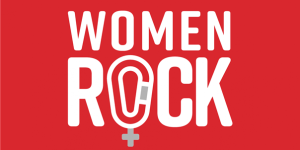 Women Rock Tour Logo