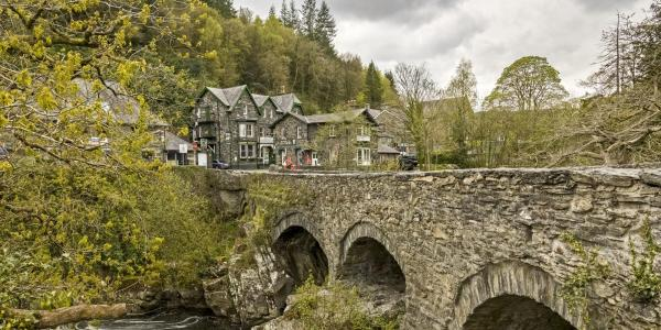 Walking and Rambling in Betws-y-Coed