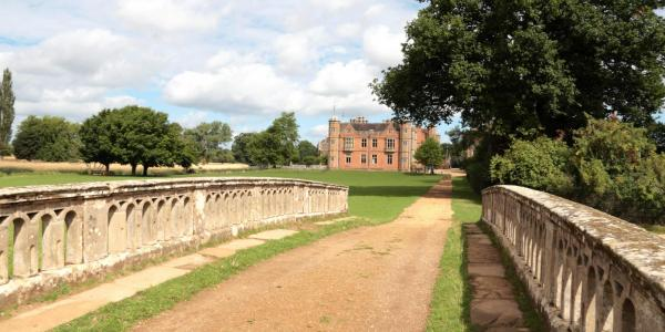 Charlecote Park, Elizabethan Country House, Warwickshire