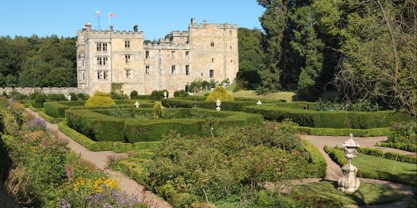 Chillingham Castle and Gardens