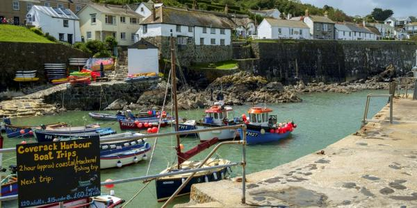 Walking and Rambling in Coverack