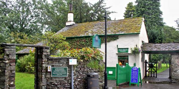 Grasmere Gingerbread Shop