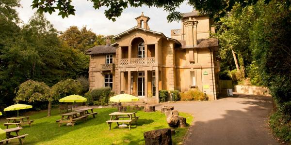 Exterior view of YHA Bath