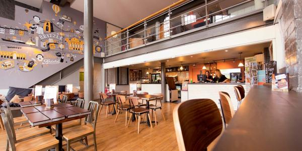 Image of YHA Bristol Dining Room