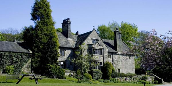 YHA Hartington Hall External