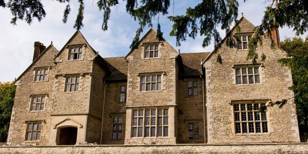 YHA Wilderhope Manor exterior