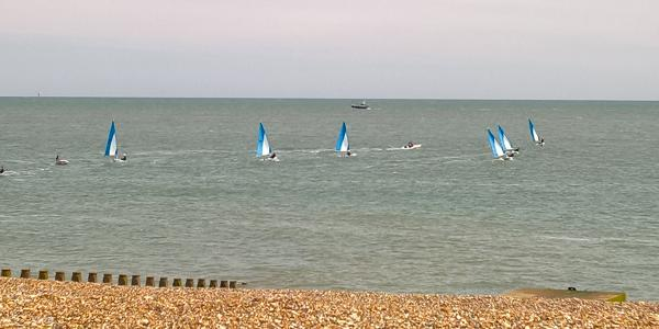 Watersports in Eastbourne