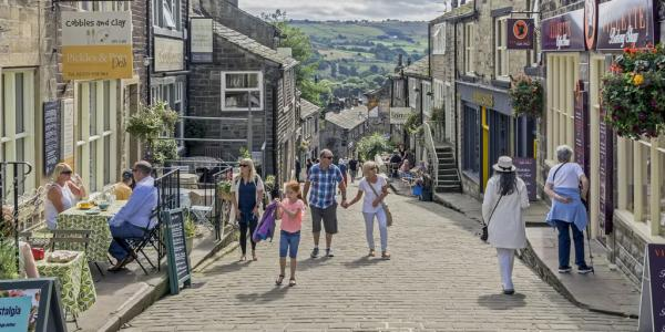Walking and Rambling in Haworth