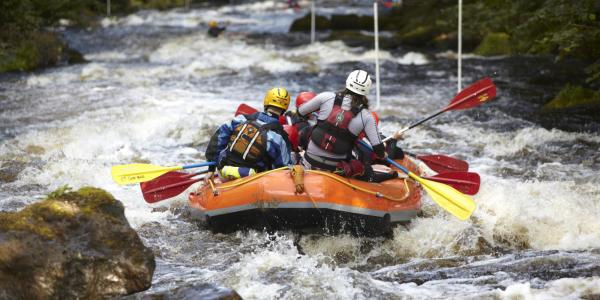 Watersports in Betws_y_Coed