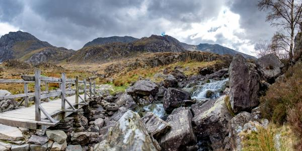 Walking and Rambling in Idwal