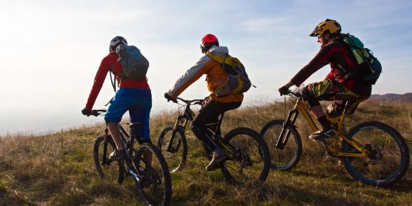 Mountain biking in Eastbourne