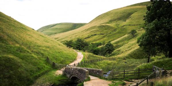 Walking and Rambling in Edale