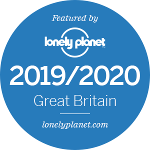 Featured by Lonely Planet