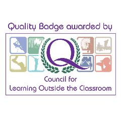 Learning Outside the Classroom Quality Badge